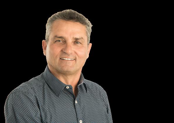 Immobilienberater der Eigenheim Schweiz: Immobilienspezialist Luigi Lupo